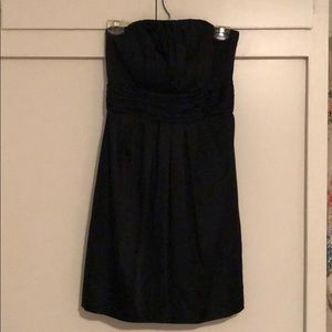 White House Black Market strapless LBD - 6